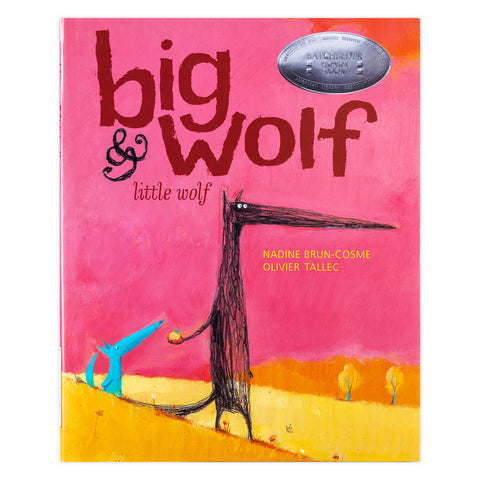 Big Wolf & Little Wolf, Book, Ingram - LIESAS