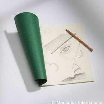Practice Book - Portrait, Kinder Art, mercurius - LIESAS