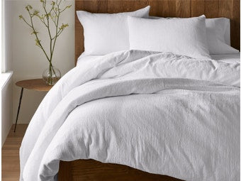 Coyuchi Monterey Organic Collection, Bedding, COYUCHI - LIESAS