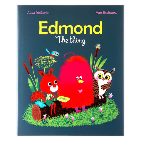 Edmond The Thing, Book, Ingram - LIESAS