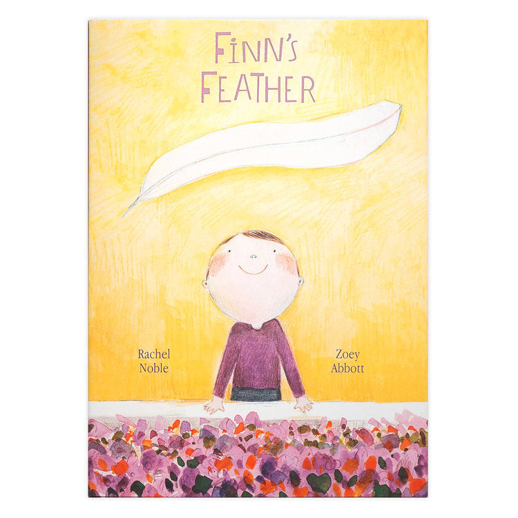 Finn's Feather, Book, Ingram - LIESAS