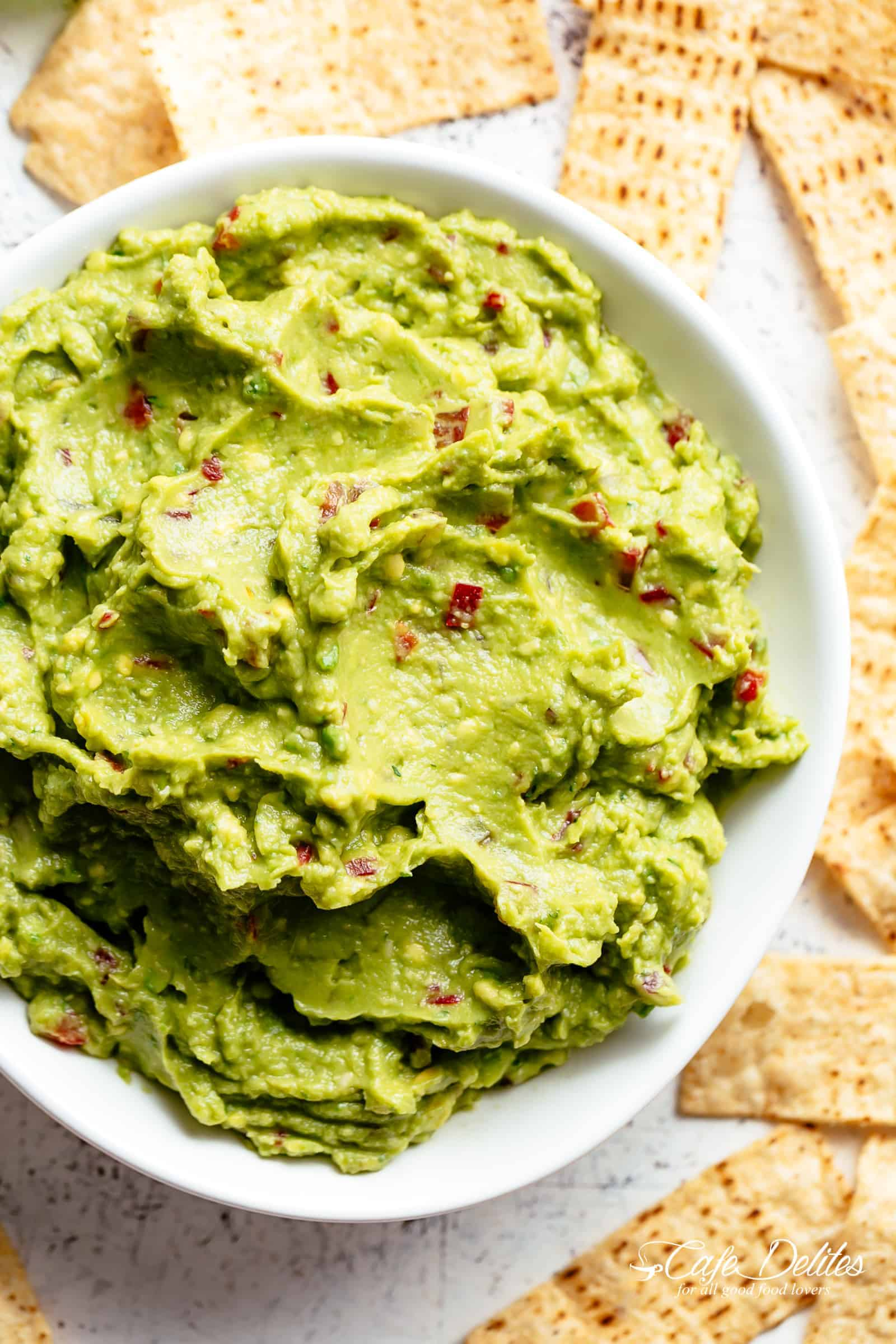 From Our Schools Kitchen to Yours  - Organic Guacamole, Grocery, Anneliese Schools - LIESAS