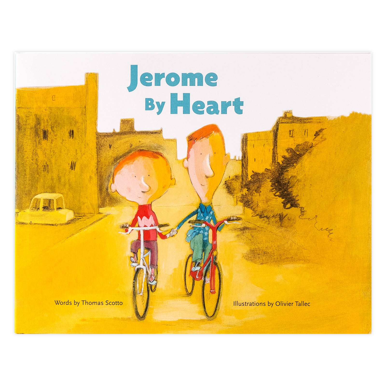 Jerome By Heart, Book, Ingram - LIESAS