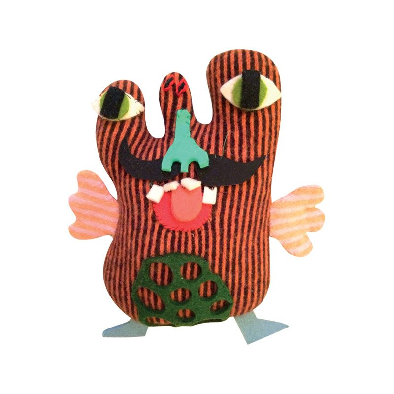 Donna Wilson Make Your Own Monster Kit, Craft Kit, Donna Wilson - LIESAS