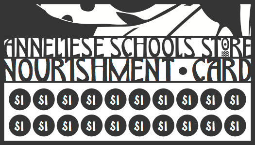 Nourishment Card, program, Anneliese Schools - LIESAS
