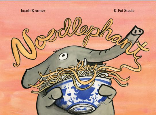 Noodlephant Children's Book by Jacob Kramer, Book, Enchanted Lion - LIESAS