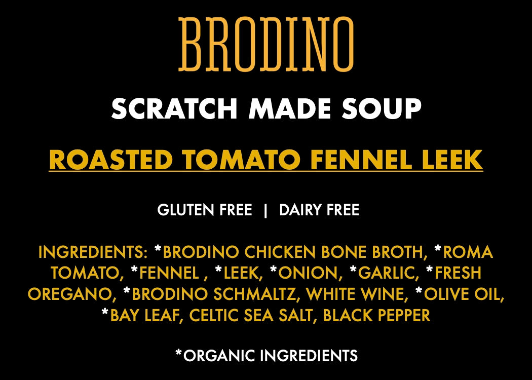 Soup - Brodino Scratch Made Soups, Grocery, Anneliese Schools - LIESAS
