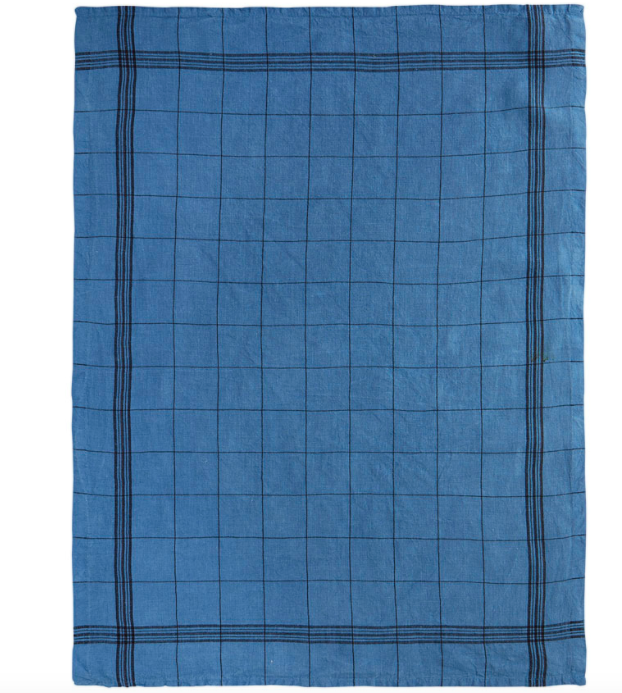 French Linens - Charvet Linen Dish Towel Bistro Collection
