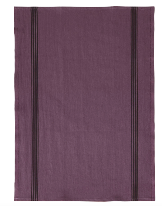 French Linens - Charvet Striped Dish Towel Collection