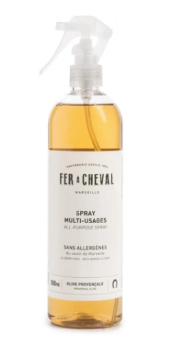 Cleanse - Fer à Cheval All Purpose Spray with Marseille Soap