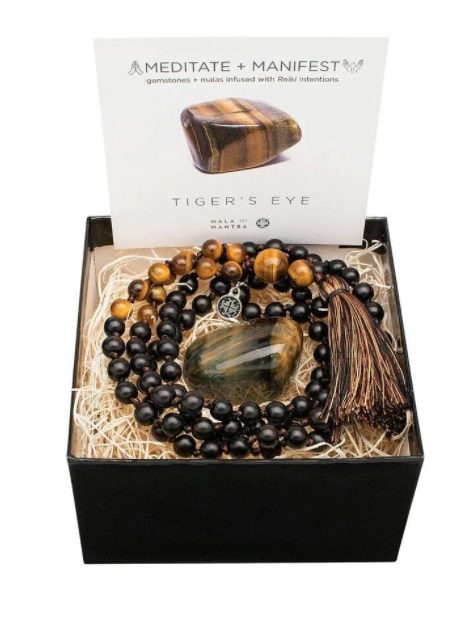 Mala and Mantra Meditate + Manifest Gift Sets