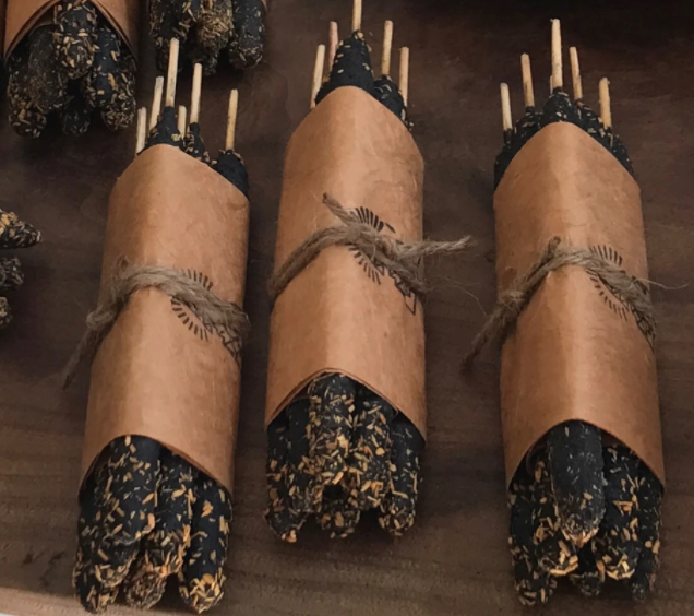 Incausa Half-Dozen Incense Bundles