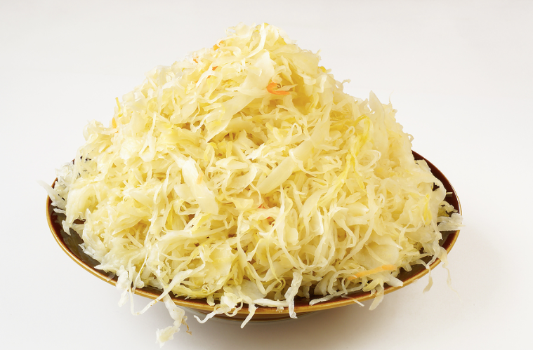 From Our Schools Kitchen to Yours - Sauerkraut (Bavarian White Cabbage)