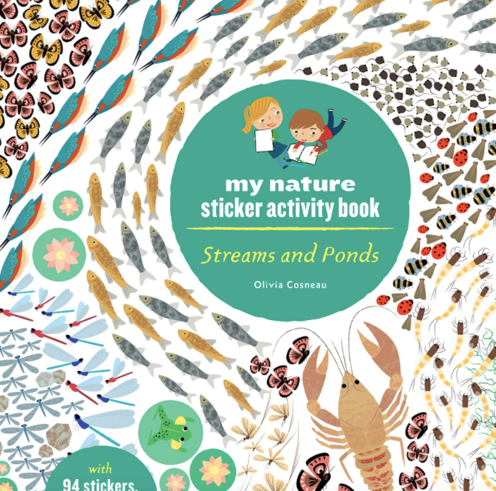My Nature Sticker Activity Book Collection