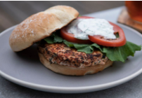 Fish - King Salmon Burgers, 2 patties, Gluten Free