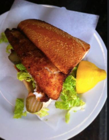 Cooking Kit - Fried Sole Sandwich