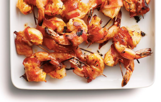 Cooking Kit - Bacon Wrapped Shrimp