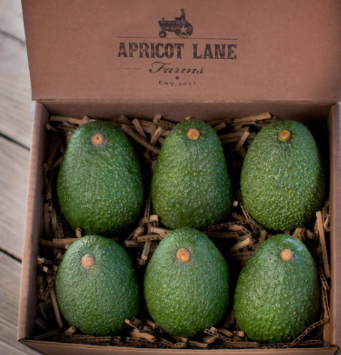 Fruits - Apricot Lane Farms Biodynamic & Organic Hass Avocados