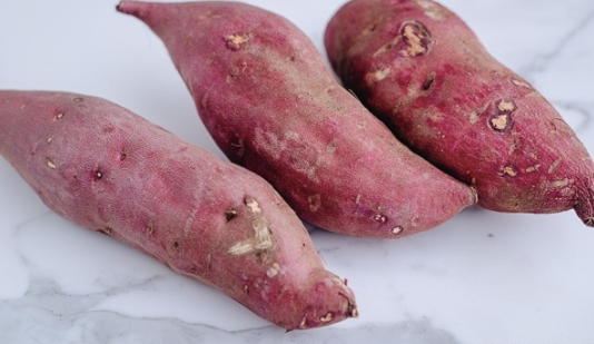 Vegetable - Organic Sweet Potatoes, Japanese Murasaki