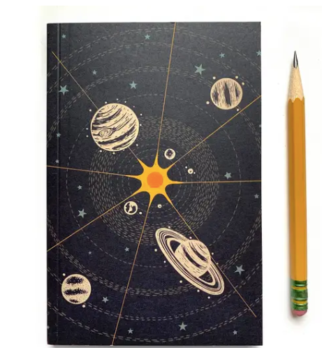 Space Journal Collection, Journal, Little Lark - LIESAS