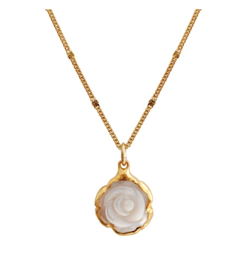 Mother of Pearl Necklace Collection, Necklace, Love Tatum - LIESAS