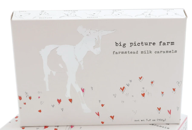 Confections - Sea of Hearts Gift Box By Big Picture Farm, Gourmet Grocery, Big Picture Farm - LIESAS