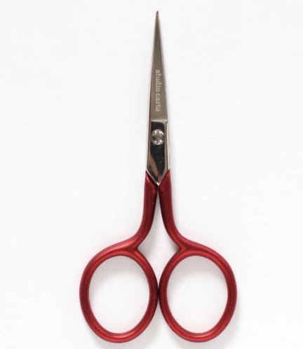 Scarlet Red Scissors, Scissors, Studio Carta - LIESAS