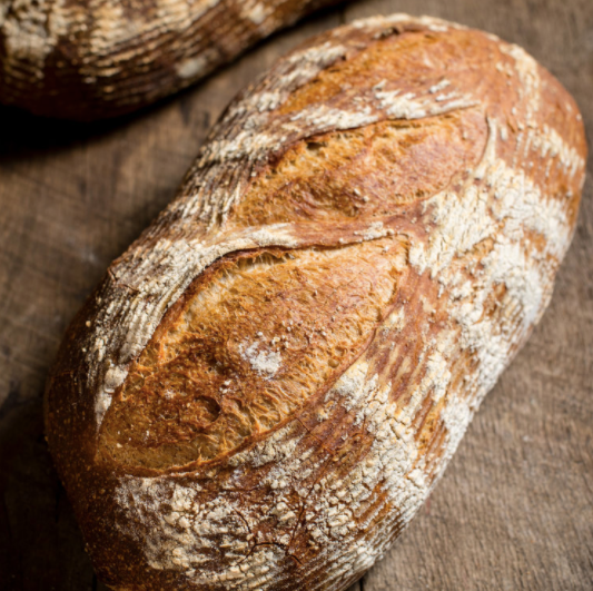 Bakery - Batard, Garlic Rosemary, Freshly Baked