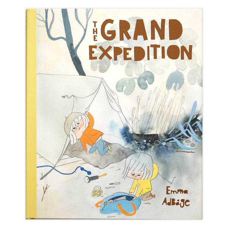 The Grand Expedition, Book, Ingram - LIESAS