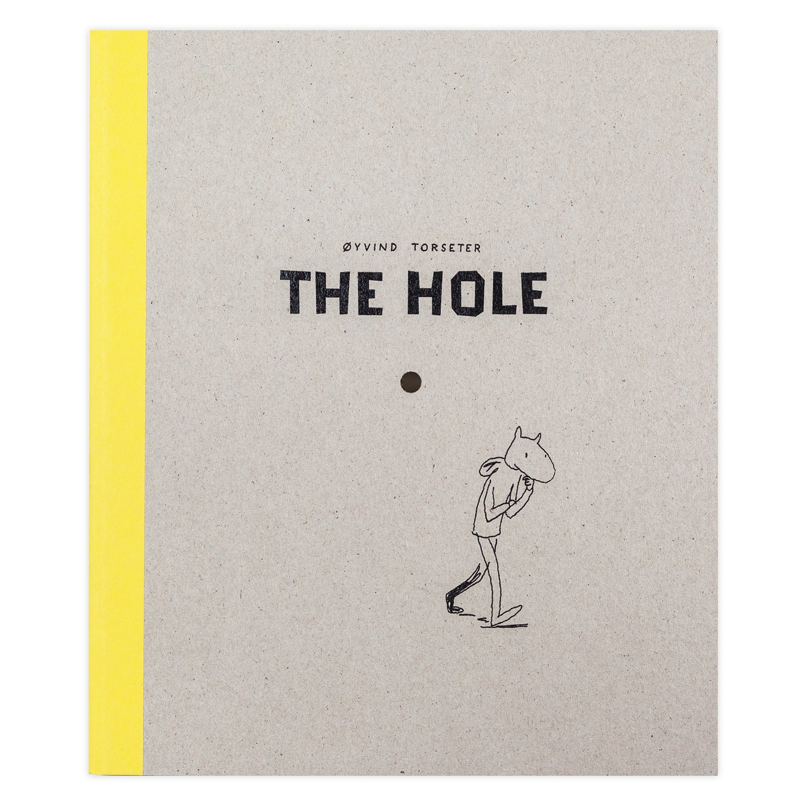 The Hole, Book, Ingram - LIESAS