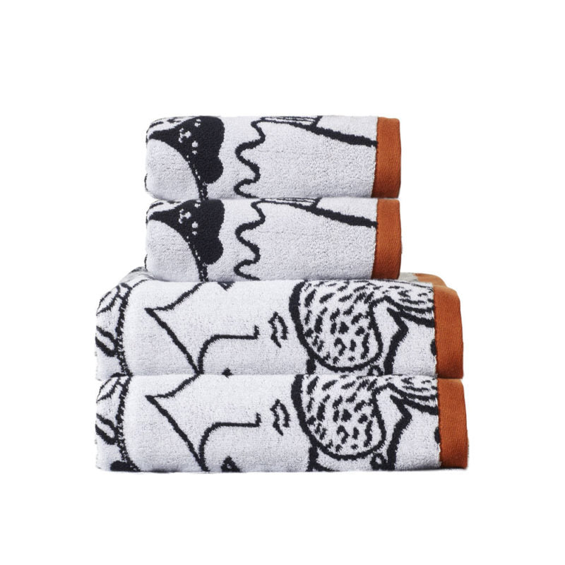 Donna Wilson Folk Towel Collection, towels, Donna Wilson - LIESAS