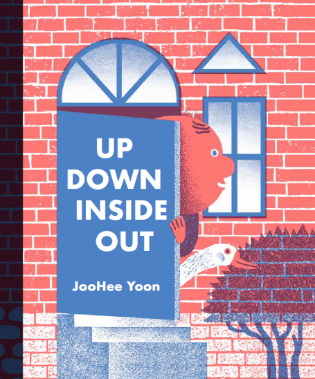 UP DOWN INSIDE OUT, Book, Chronicle Books - LIESAS