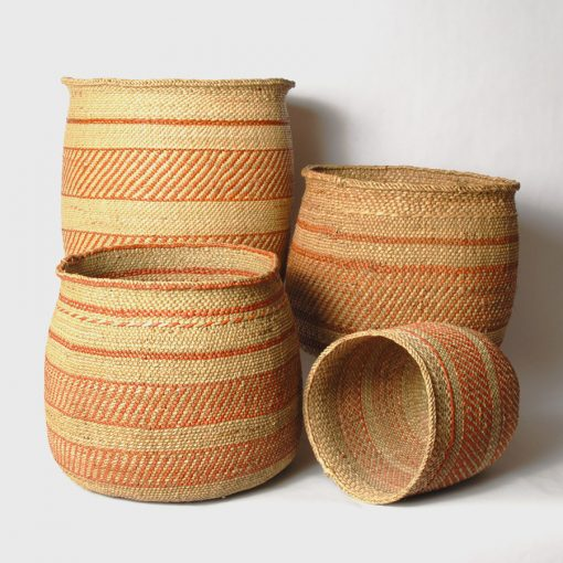 African Basket Collection by Bamboula - Iringa, basket, Bamboula - LIESAS
