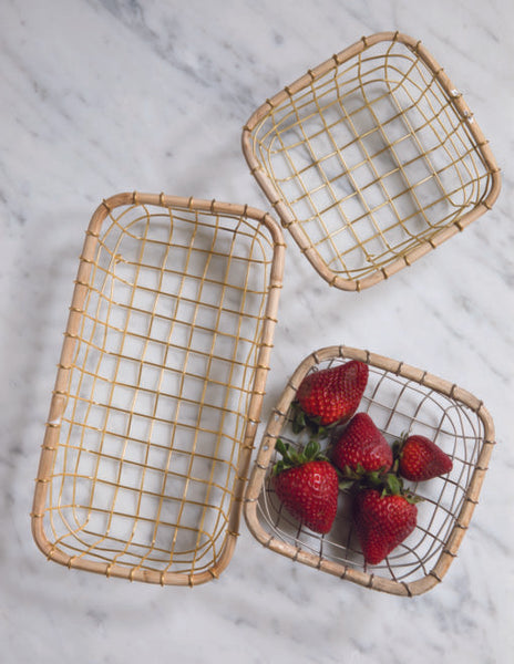 Wire Basket Collection