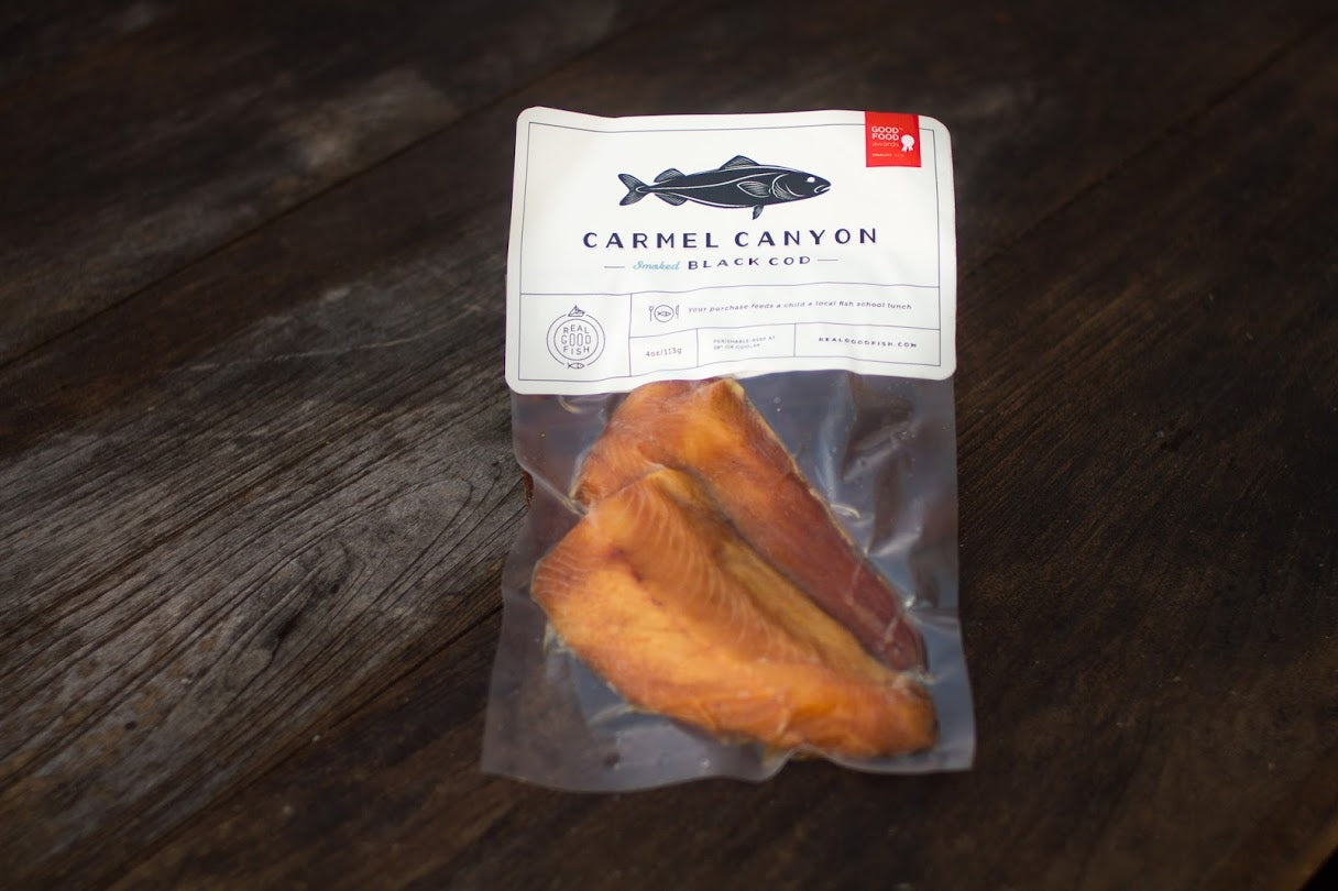 Fish - Award Winning Smoked Fish, Salmon Belly & Cod
