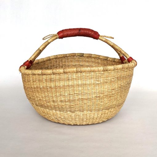 African Basket Collection by Bamboula - Bolga, basket, Bamboula - LIESAS