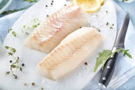Seafood - Wild Cod Fillets, 2 fillets, Grocery, Santa Monica Seafood - LIESAS
