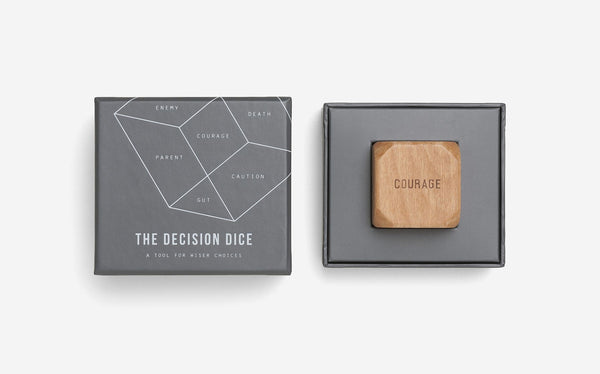 The Decision Dice - The School of Life, Cards, The School of Life - LIESAS