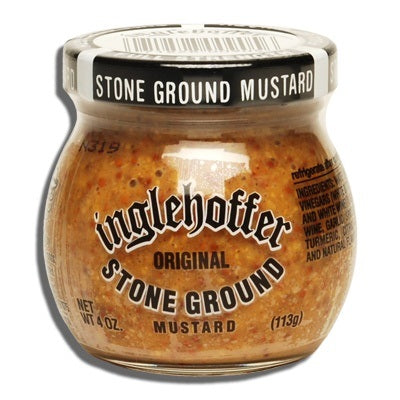 Condiments - Inglehoffer German Stone Ground Mustard