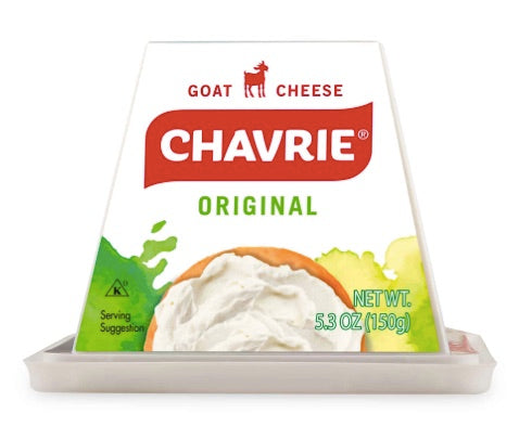 Dairy - Chavrie Goat Cheese, Grocery, Anneliese Schools - LIESAS