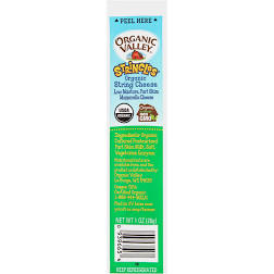 Dairy and Snacks - Organic Valley String Cheese, Grocery, Anneliese Schools Store  - LIESAS