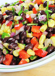 From Our Schools Kitchen to Yours - Southwestern Bean Salad, Grocery, Anneliese Schools - LIESAS