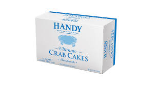 Seafood - Crab Cakes, Grocery, Anneliese Schools - LIESAS
