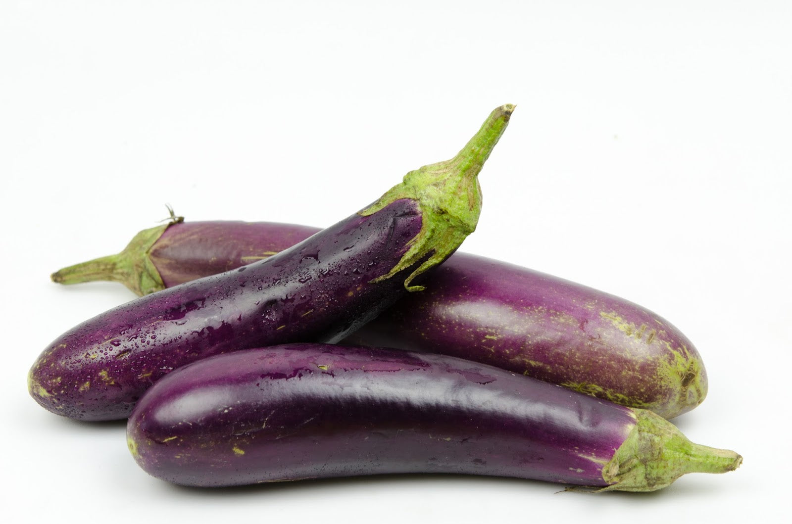 Vegetables - Organic Eggplant, Freshly Harvested from our Schools Farm