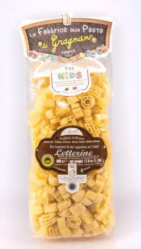 Grains - Kids Pasta Collection, Grocery, Zia Pia Imports + Italian Kitchen - LIESAS
