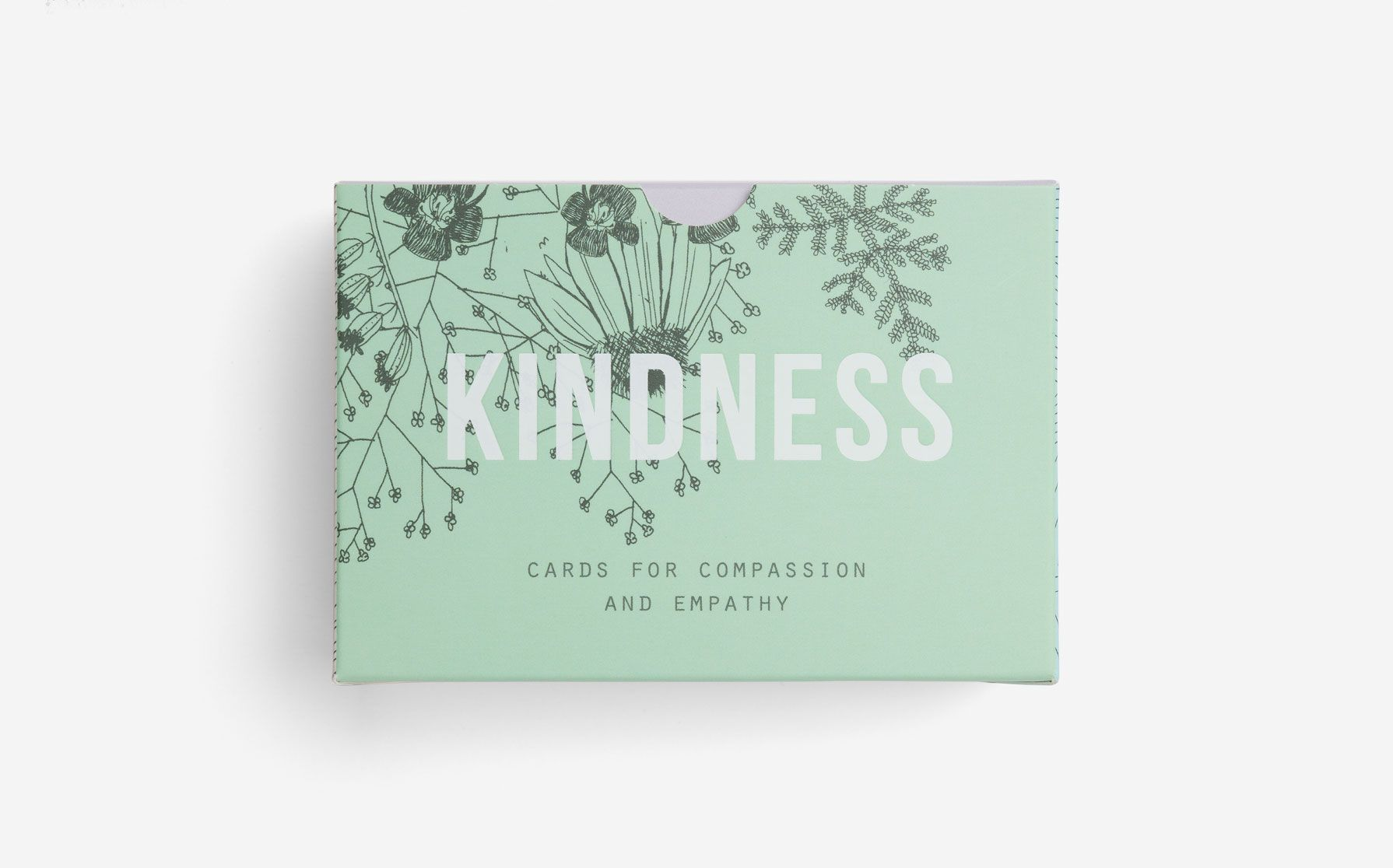School of Life Prompt Cards: Calm, Kindness & Confidence, Cards, The School of Life - LIESAS