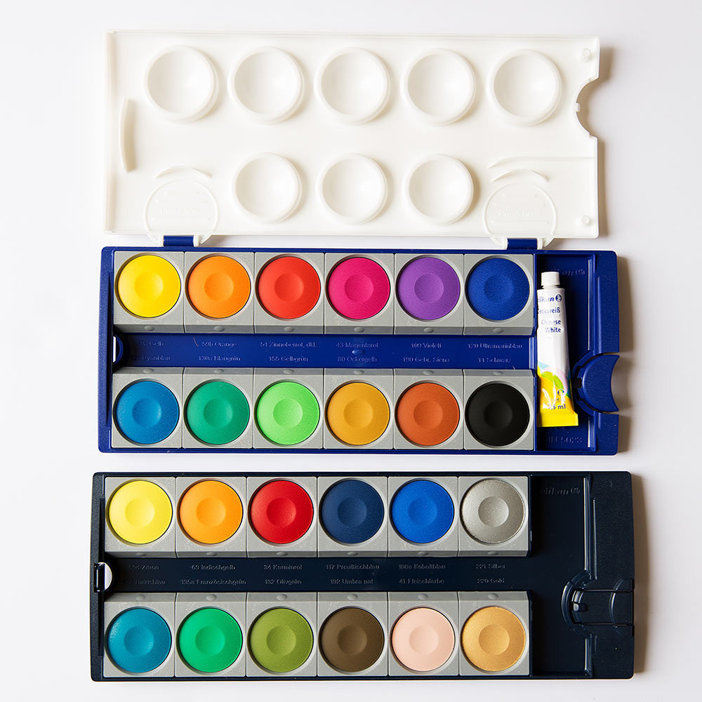 Pelikan Paint Set, Kinder Art, Liesas - LIESAS