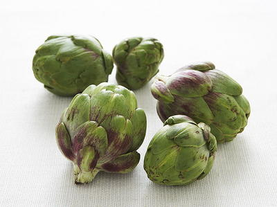 Vegetable - Organic Baby Artichokes, Green PRE ORDER FOR WEDNESDAY