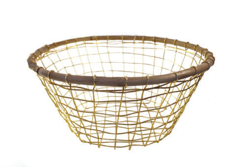 Wire Basket Collection by Be Home, Bask, Be Home - LIESAS