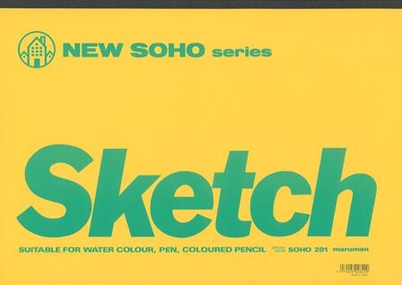 SOHO Sketchbook Collection, Sketchbook, JPT America - LIESAS